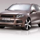 "Volkswagen JE Design Touareg Widebody Car Poster Print on 10 mil Archival Satin Paper 16"" x 12"""