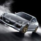 """Mazda RX-8 Spirit R Car Poster Print on 10 mil Archival Satin Paper 16"""" x 12"""""""
