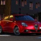 """Alfa Romeo Giulietta Car Poster Print on 10 mil Archival Satin Paper 16"""" x 12"""""""