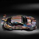 "BMW M3 GT2 Art Car Poster Print on 10 mil Archival Satin Paper 16"" x 12"""