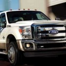 """Ford F-450 Super Duty Truck Poster Print on 10 mil Archival Satin Paper 16"""" x 12"""""""
