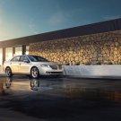 "Lincoln MKZ Hybrid Car Poster Print on 10 mil Archival Satin Paper 16"" x 12"""""