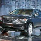 "Lexus RX 350 Car Poster Print on 10 mil Archival Satin Paper 16"" x 12"""