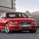 "Audi S4 (2012) Car Poster Print on 10 mil Archival Satin Paper 24"" x 18"""