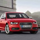 "Audi S4 (2012) Car Poster Print on 10 mil Archival Satin Paper 36"" x 24"""