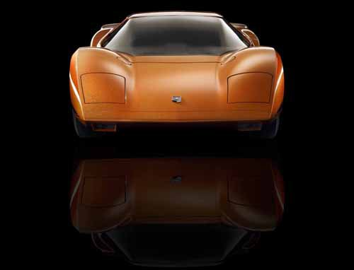 """Holden Hurricane Concept Car Poster Print on 10 mil Archival Satin Paper 32"""" x 24"""""""