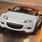 """Mazda MX-5 Spyder Concept Car Poster Print on 10 mil Archival Satin Paper 16"""" x 12"""""""