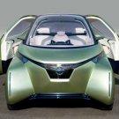 "Nissan Pivo 3 Car Poster Print on 10 mil Archival Satin Paper 36"" x 24"""