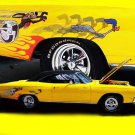 "Plymouth Road Runner Car Poster Print on 10 mil Archival Satin Paper 20"" x 15"""