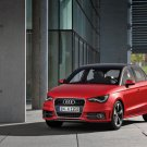 "Audi A1 Sportback (2012) Car Poster Print on 10 mil Archival Satin Paper 36"" x 24"""