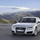 "Audi A7 Sportback 2011 Car Poster Print on 10 mil Archival Satin Paper 36"" x 24"""