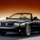 "Mercury Marauder Convertible Concept Car Poster Print on 10 mil Archival Satin Paper 36"" x 24"""