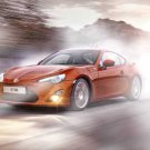 "Toyota GT 86 Car Poster Print on 10 mil Archival Satin Paper 24"" x 18"""