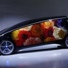 "Toyota Fun VII Concept Car Poster Print on 10 mil Archival Satin Paper 20"" x 15"""