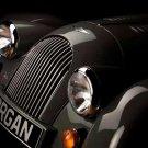 "Morgan 4/4 Sport Grill Car Poster Print on 10 mil Archival Satin Paper 16"" x 12"""