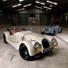 "Morgan Roadster Sport Duo Car Poster Print on 10 mil Archival Satin Paper 20"" x 15"""