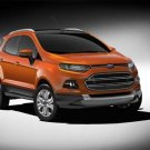 """Ford Ecosport Concept Car Poster Print on 10 mil Archival Satin Paper 16"""" x 12"""""""