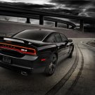 """Dodge Charger Blacktop Edition (2012) Car Poster Print on 10 mil Archival Satin Paper 16"""" x 12"""""""