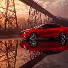 "Dodge Dart (2013) Car Poster Print on 10 mil Archival Satin Paper 20"" x 15"""