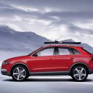 "Audi Q3 Concept Car Poster Print on 10 mil Archival Satin Paper 16"" x 12"""
