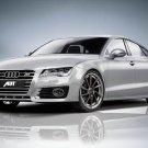 "ABT Audi Sportline A7 Car Poster Print on 10 mil Archival Satin Paper 16"" x 12"""