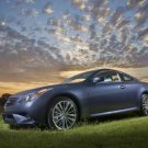 """Infiniti G37 Coupe (2012) Car Poster Print on 10 mil Archival Satin Paper 16"""" x 12"""""""