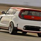 "Kia Trackster Concept Car Poster Print on 10 mil Archival Satin Paper 16"" x 12"""