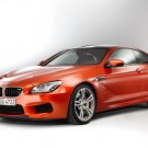 "BMW M6 Coupe (2012) Car Poster Print on 10 mil Archival Satin Paper 20"" x 15"""