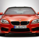 "BMW M6 Coupe (2012) Car Poster Print on 10 mil Archival Satin Paper 24"" x 18"""