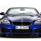 "BMW M6 Convertible (2012) Car Poster Print on 10 mil Archival Satin Paper 24"" x 18"""