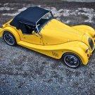 "Morgan Plus E Car Poster Print on 10 mil Archival Satin Paper 20"" x 15"""