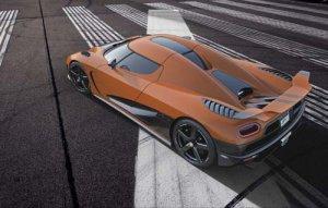 "Koenigsegg Agera R Car Poster Print on 10 mil Archival Satin Paper 16"" x 12"""