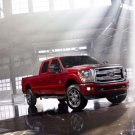 """Ford F-250 Super Duty (2013) Truck Poster Print on 10 mil Archival Satin Paper 16"""" x 12"""""""
