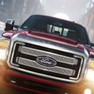 """Ford F-250 Super Duty (2013) Truck Poster Print on 10 mil Archival Satin Paper 20"""" x 15"""""""