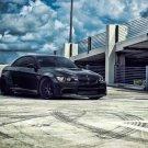 "BMW Vorsteiner GTRS3 E93 M3 Car Poster Print on 10 mil Archival Satin Paper 16"" x 12"""