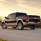 "Dodge Ram 1500 (2013) Truck Poster Print on 10 mil Archival Satin Paper 16"" x 12"""