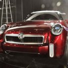 """MG Icon Concept Car Poster Print on 10 mil Archival Satin Paper 16"""" x 12"""""""