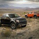 "Ford F-150 SVT Raptor Truck Poster Print on 10 mil Archival Satin Paper 16"" x 12"""