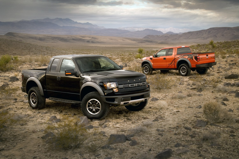 "Ford F-150 SVT Raptor Truck Poster Print on 10 mil Archival Satin Paper 20"" x 15"""
