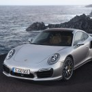 "Porsche 911 Turbo S 991 (2013) Car Poster Print on 10 mil Archival Satin Paper 16"" x 12"""