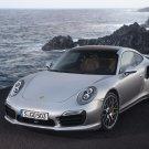 "Porsche 911 Turbo S 991 (2013) Car Poster Print on 10 mil Archival Satin Paper 20"" x 15"""