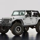 "Jeep Wrangler Mopar Recon Concept (2013) Car Art Print on 10 mil Archival Satin Paper 17""x11"""