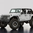 "Jeep Wrangler Mopar Recon Concept (2013) Car Art Poster Print on 10 mil Archival Satin Paper 36""x24"""
