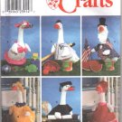 Lawn Geese, Goose Clothing, Sewing Pattern Simplicity