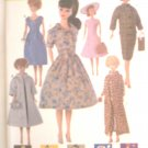 Barbie Retro 60's Fashions Sewing Pattern Vogue Craft NEW