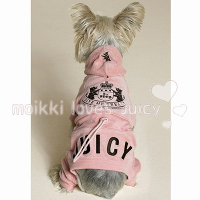 PINK Pet Dog Clothing Clothes Apparel (XS,S,M)