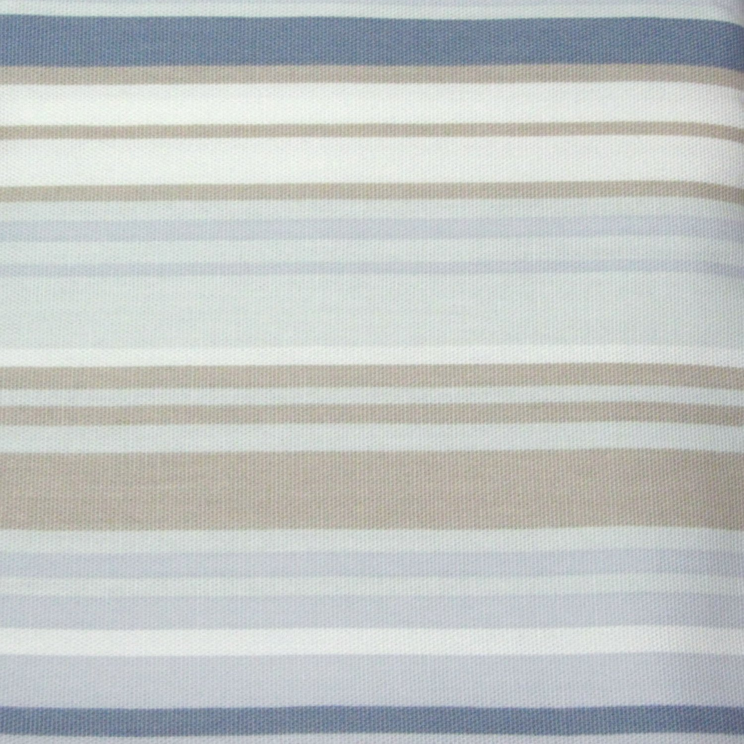 kohls free spirit blue tan stripe shower curtain. Black Bedroom Furniture Sets. Home Design Ideas
