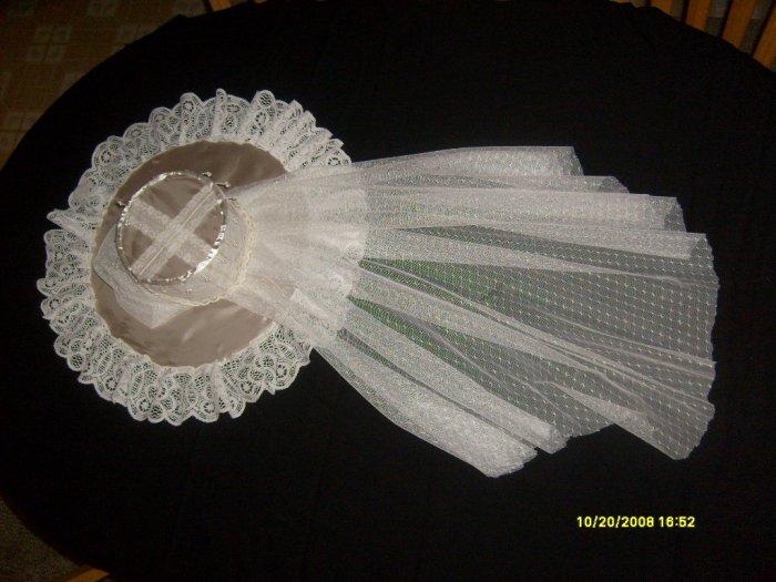 Wedding Wall Hat