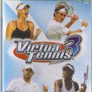 Virtual Tennis 2 XBOX 360 New Still Sealed FREE US SHIPPING