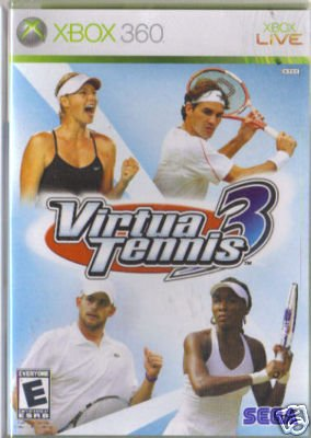 Virtual Tennis 2 XBOX 360 New Still Sealed FREE US SHIPPING